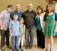 dave ramsey family - photo #40