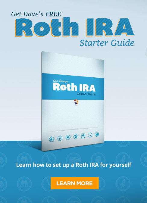 Dave Ramsey's Free Roth IRA Guide