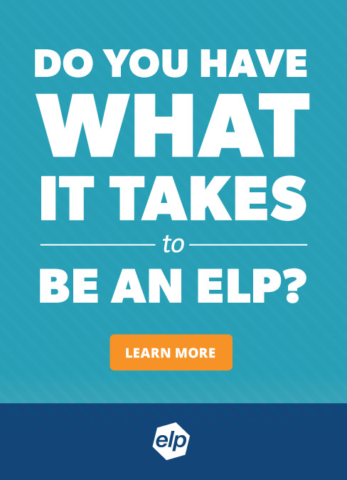 Become an ELP