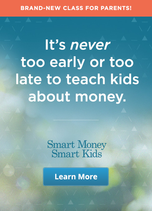 Smart Money Smart Kids Class