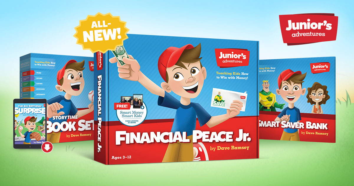 DaveRamsey – Financial Peace Worksheets
