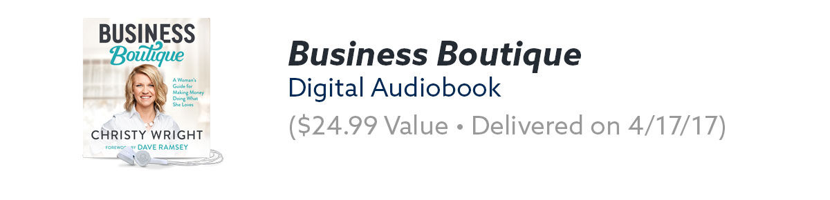 Business Boutique Digital Audiobook