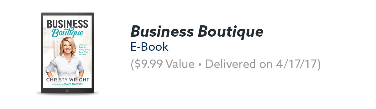 Business Boutique E-Book