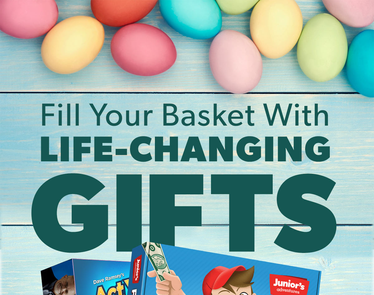 Fill Your Basket with LIFE-CHANGING GIFTS!