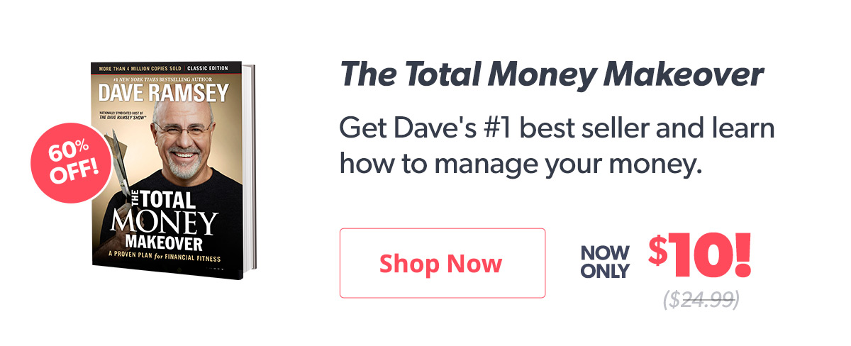 The Total Money Makeover | $10