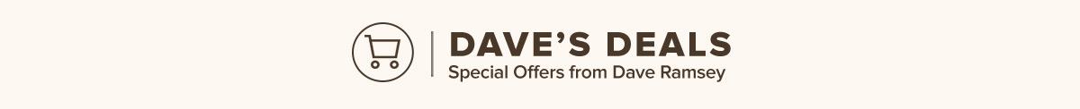 DAVE'S DEALS