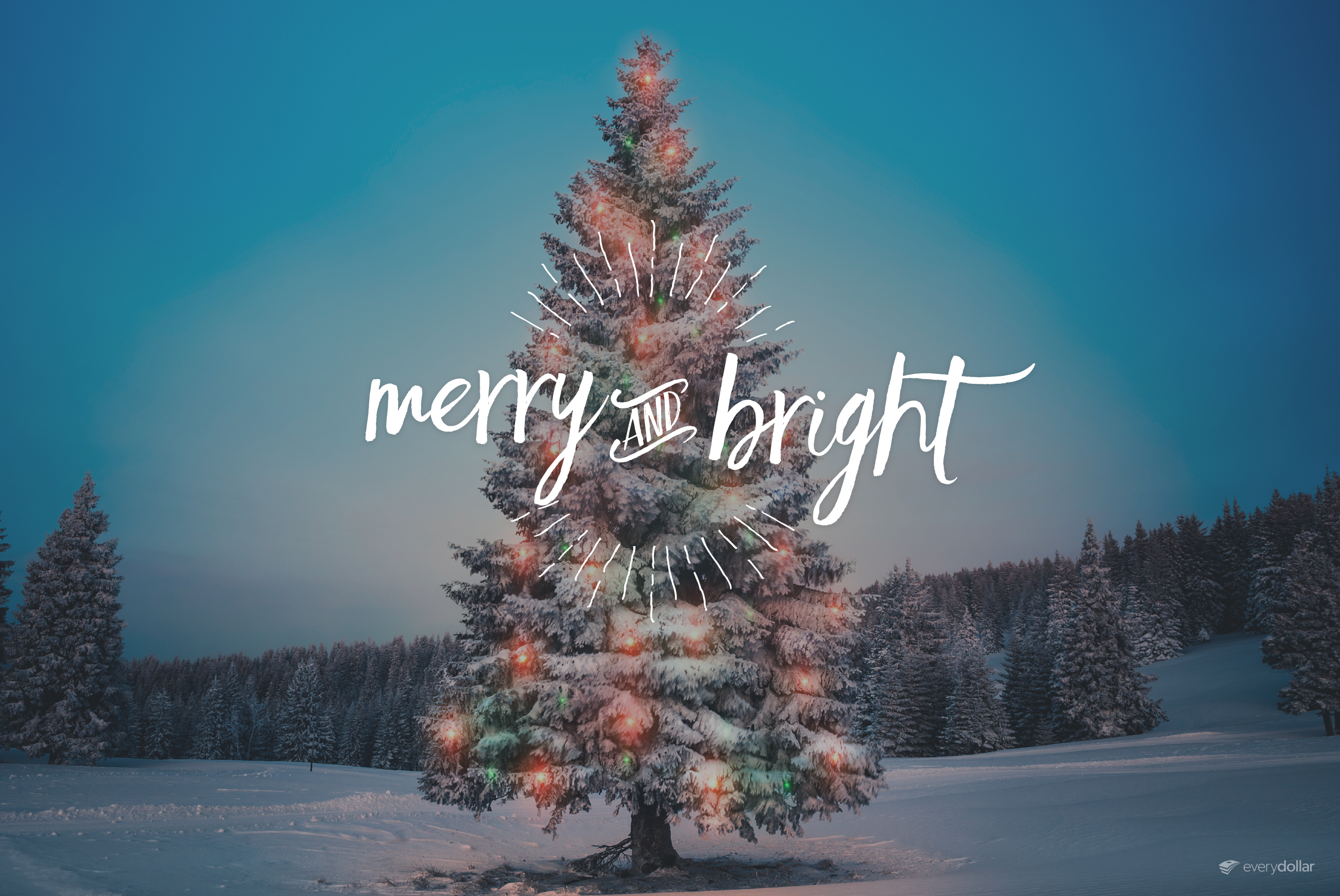 Monthly Inspiration: Merry and Bright