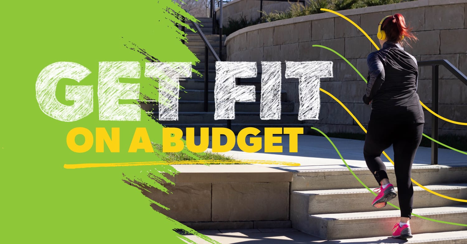 HOW TO START FITNESS LIFESTYLE ON A BUDGET