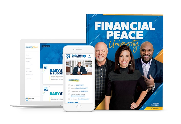 Financial Peace Book and App