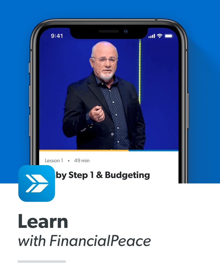 Learn with Financial Peace
