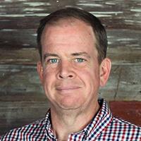 Stewardship Director Paul Cooper