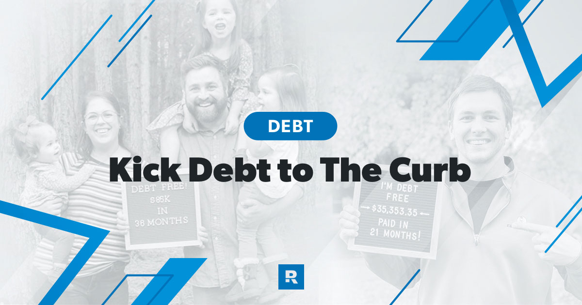 Kick Debt to the Curb