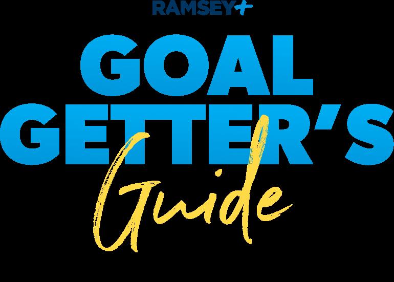 Ramsey+ Goal Getter's Guide Logo