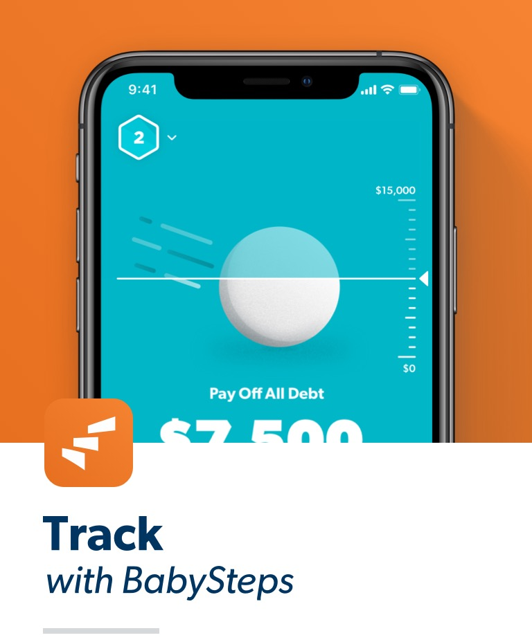 Track with Baby Steps