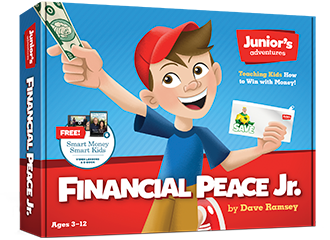 Junior's Adventures <br>For ages 3-12