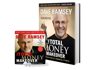 The Total<br>Money Makeover Hardcover + Audiobook