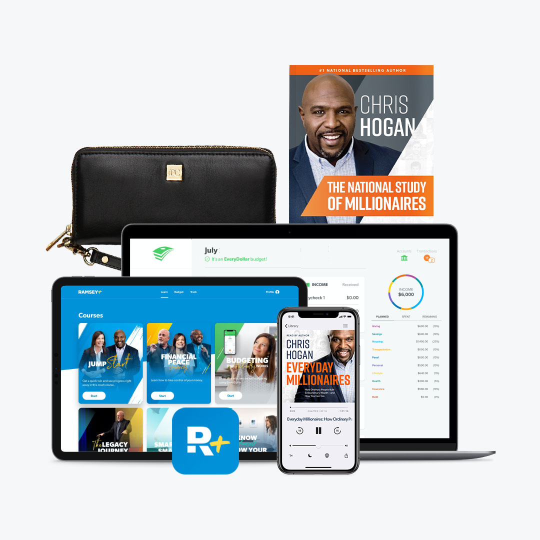 The Millionaire Starter Pack - Get Ready to Live and Give Like No One Else