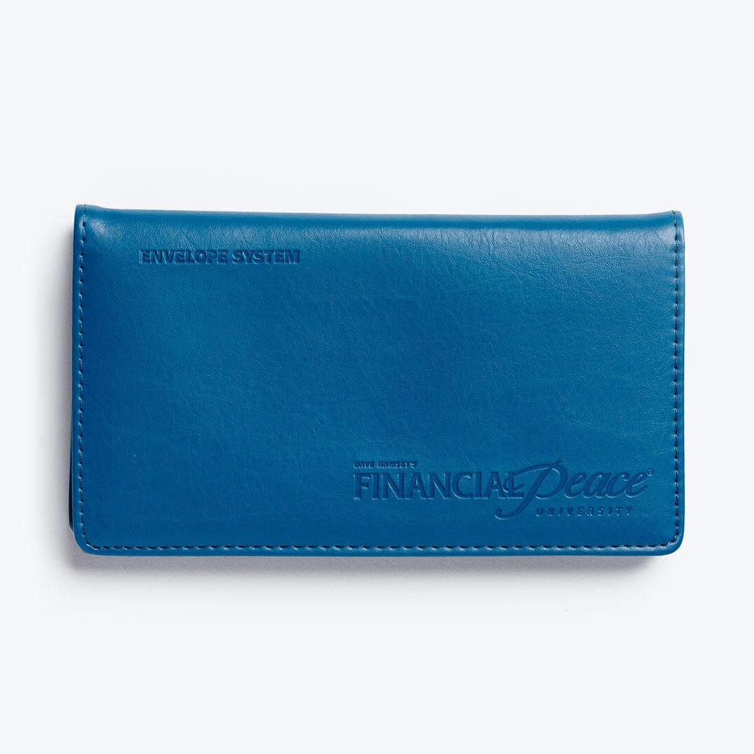 Blue Starter Envelope System Finanical Peace University