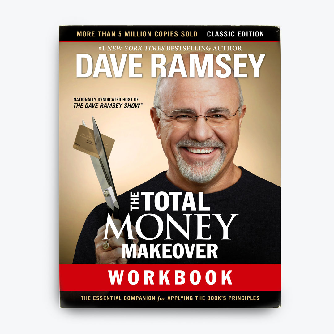 The Total Money Makeover + Workbook - Personal Finance Books