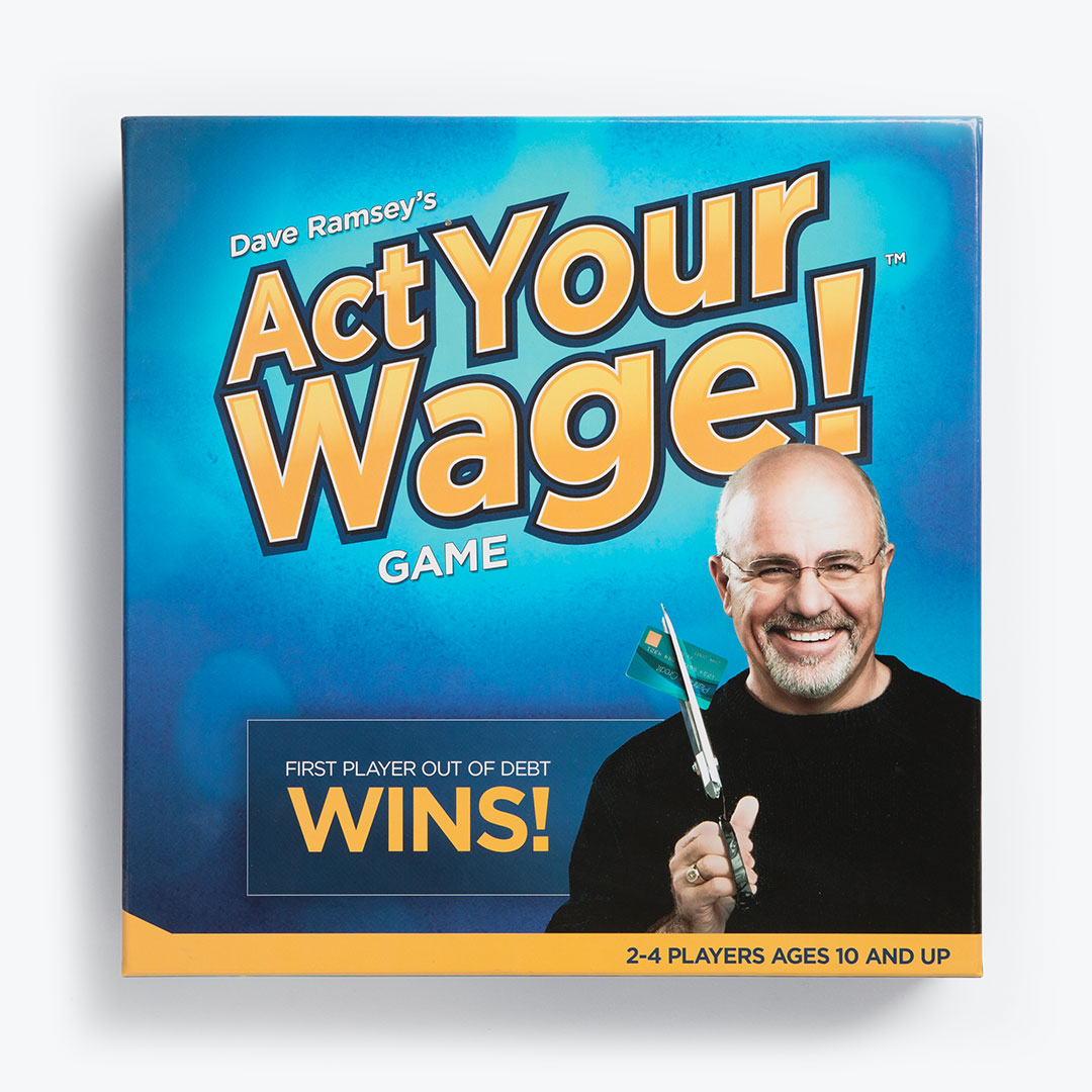 Act Your Wage! Board Game