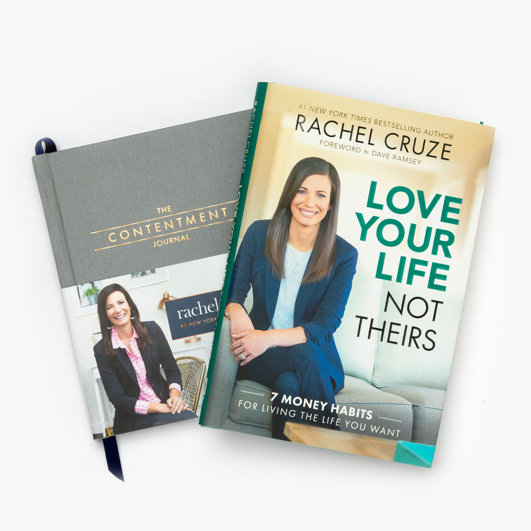 The Contentment Journal + Love Your Life Bundle