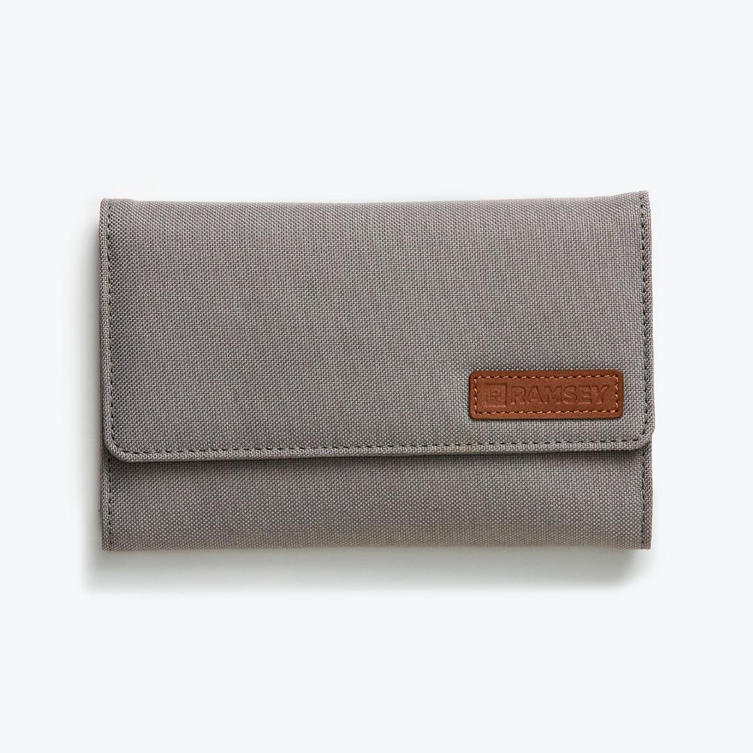Essential Cash Envelope System in Gray