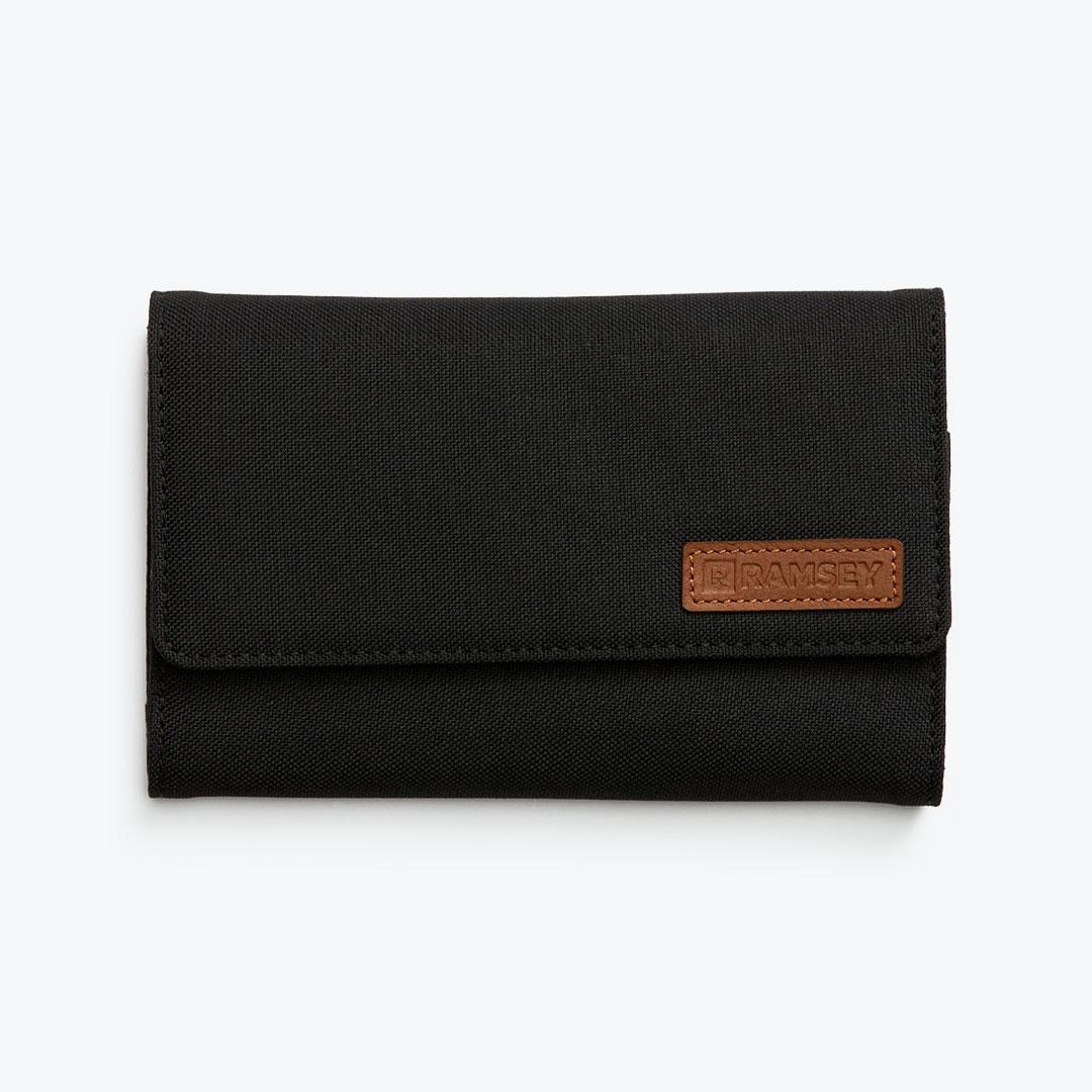 Essential Cash Envelope System in Black