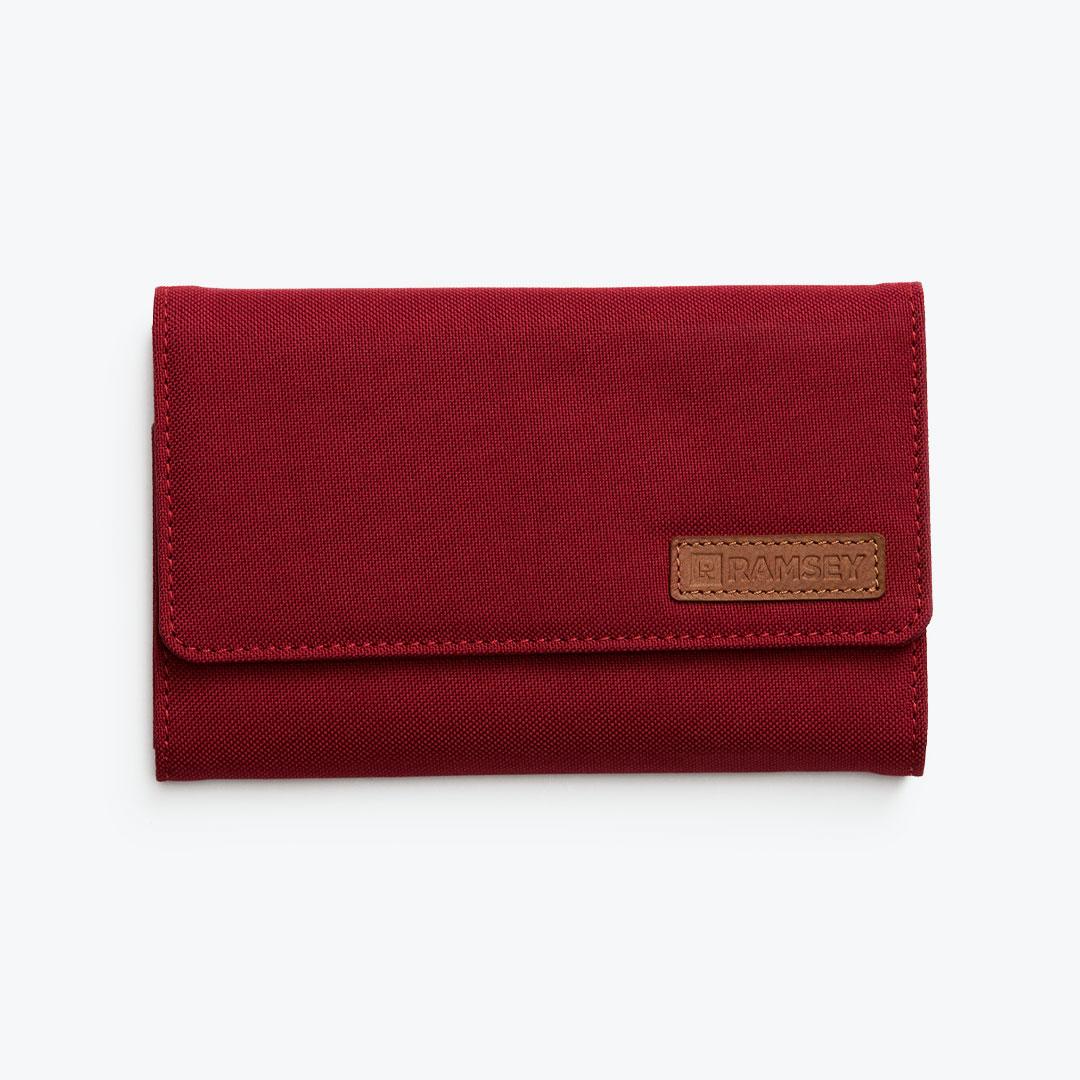 Essential Cash Envelope System in Red