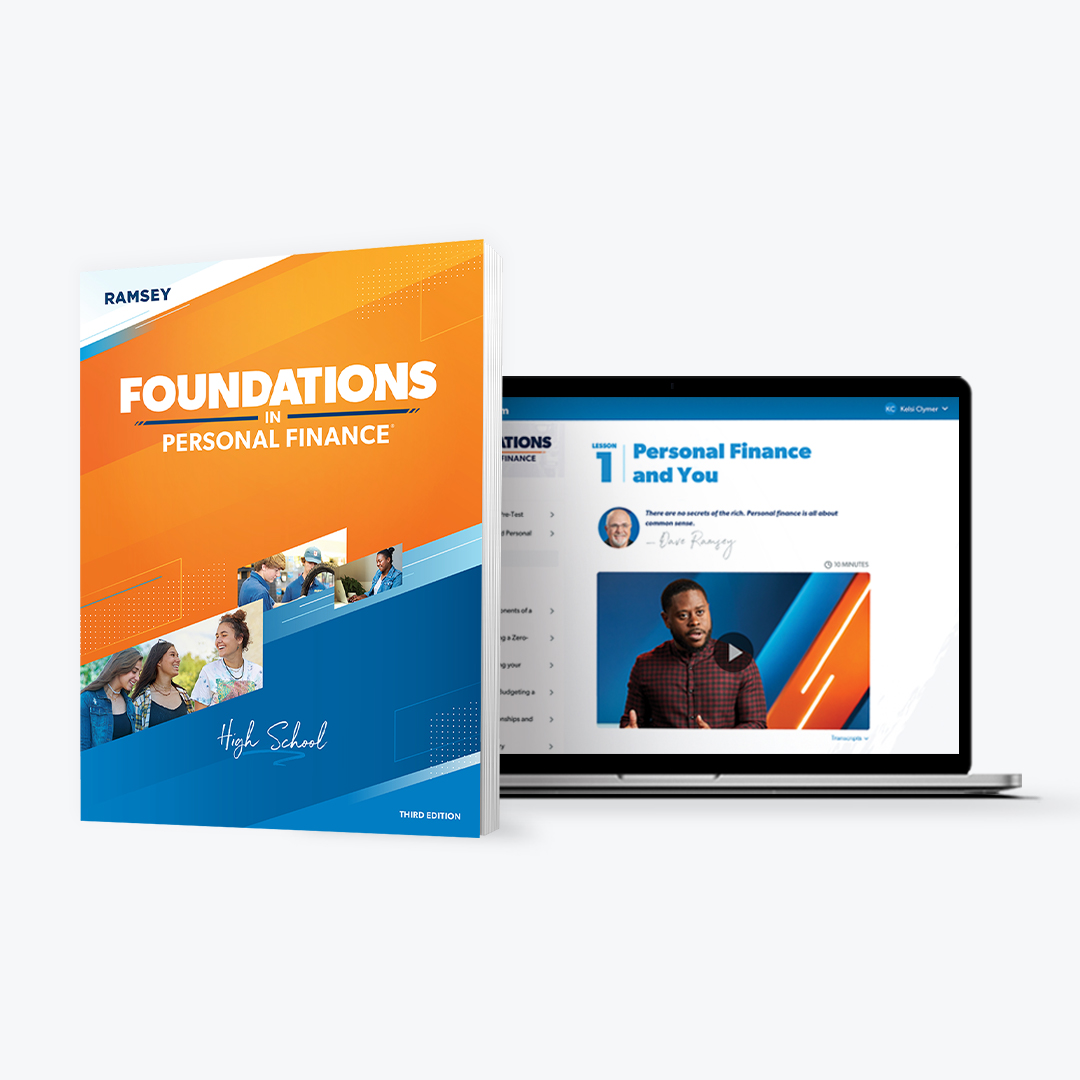 Foundations in Personal Finance: High School, Third Edition
