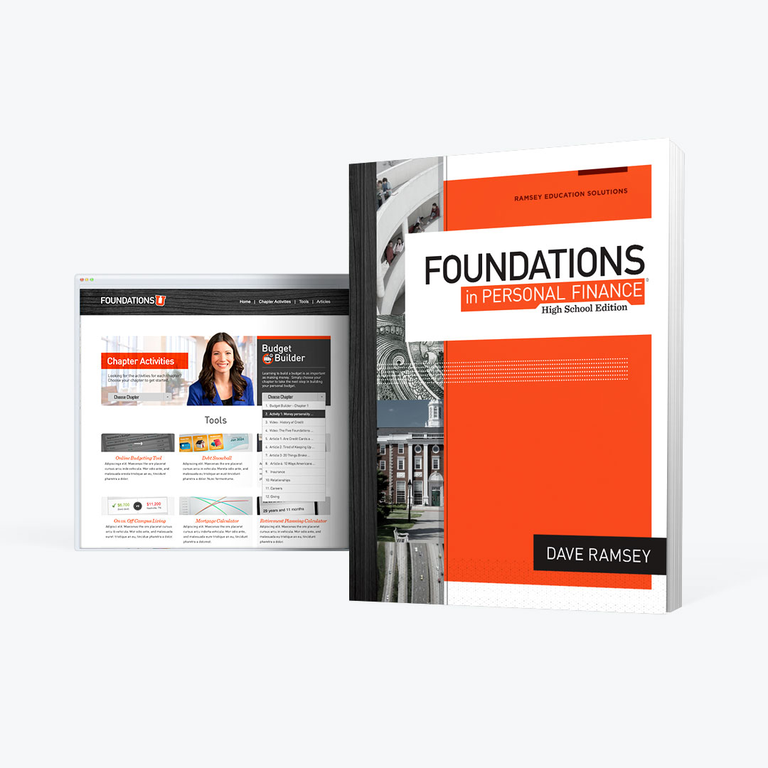 Foundations In Personal Finance High School Edition Student Text