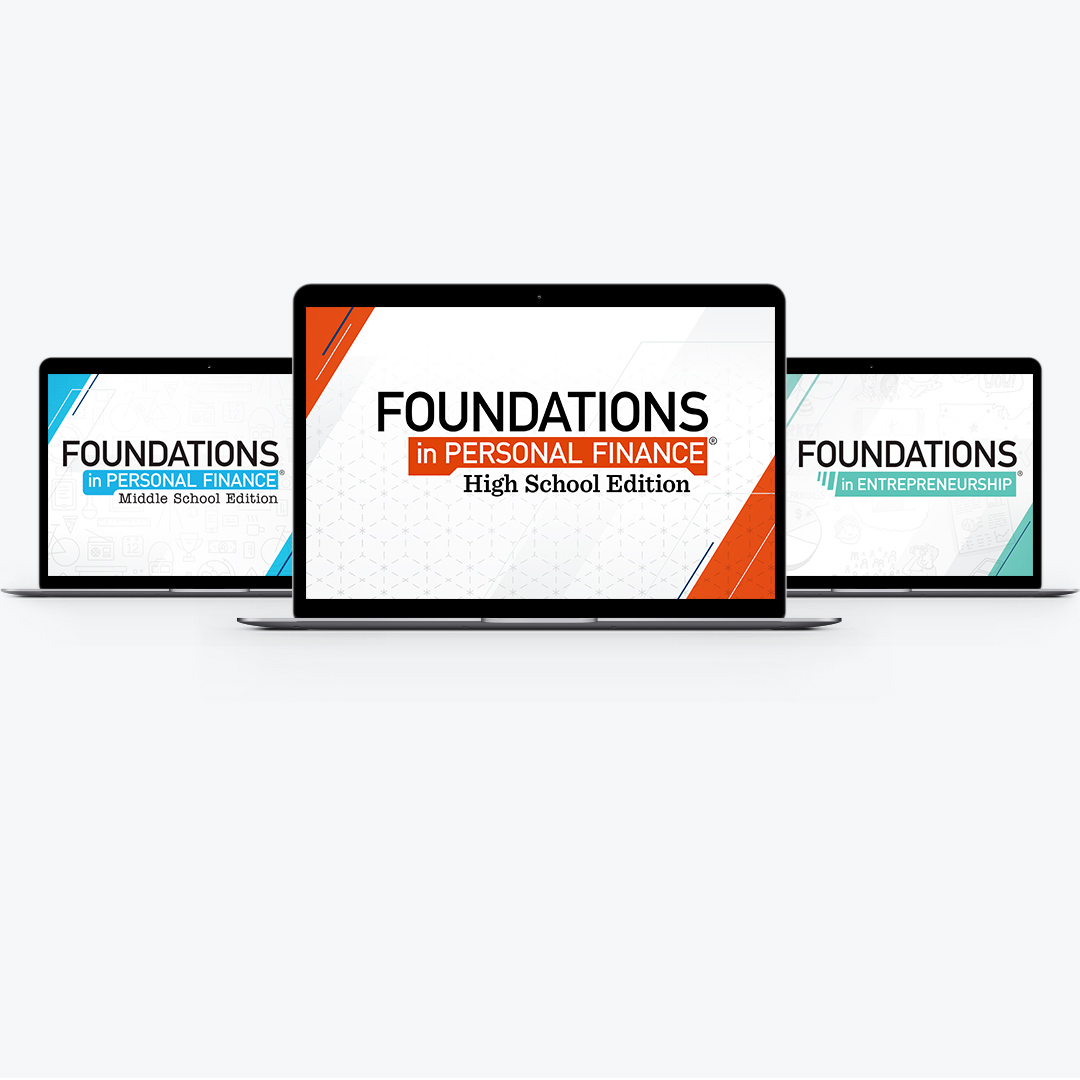 Foundations in Personal Finance Self-Study Bundle