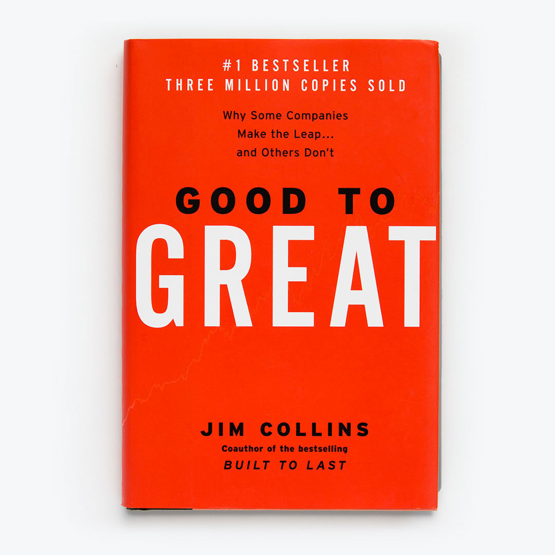 Good to Great - Paperback Book