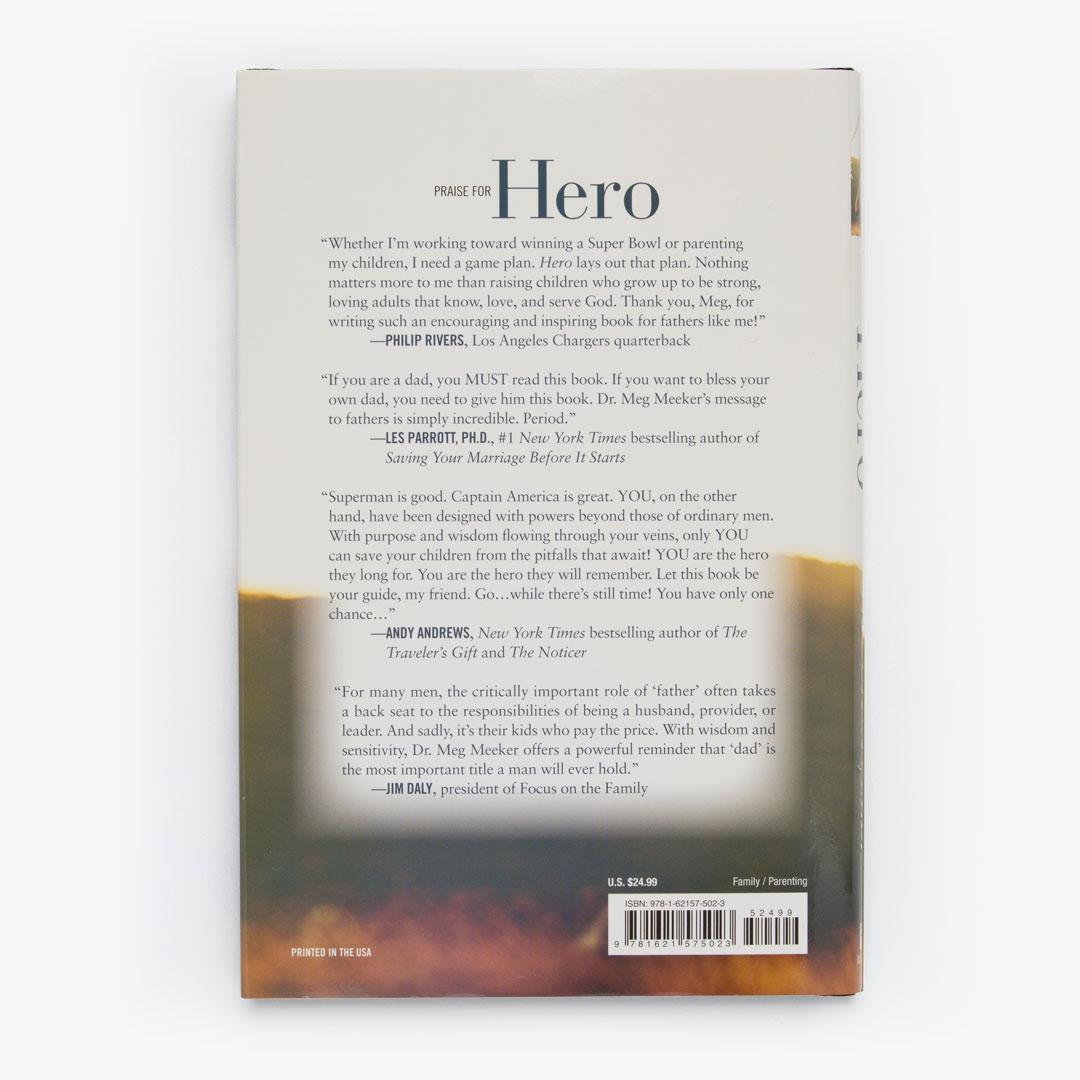 Hero book meg meeker