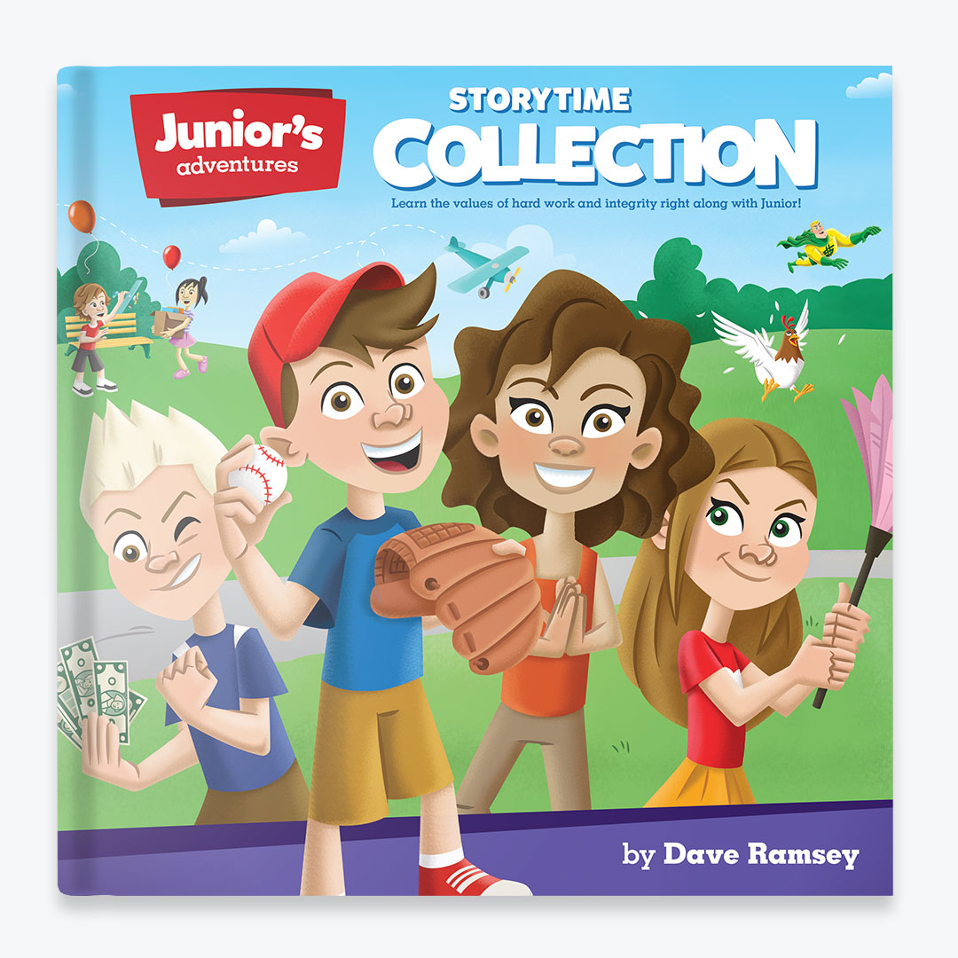 Junior's Adventures Storytime Collection book