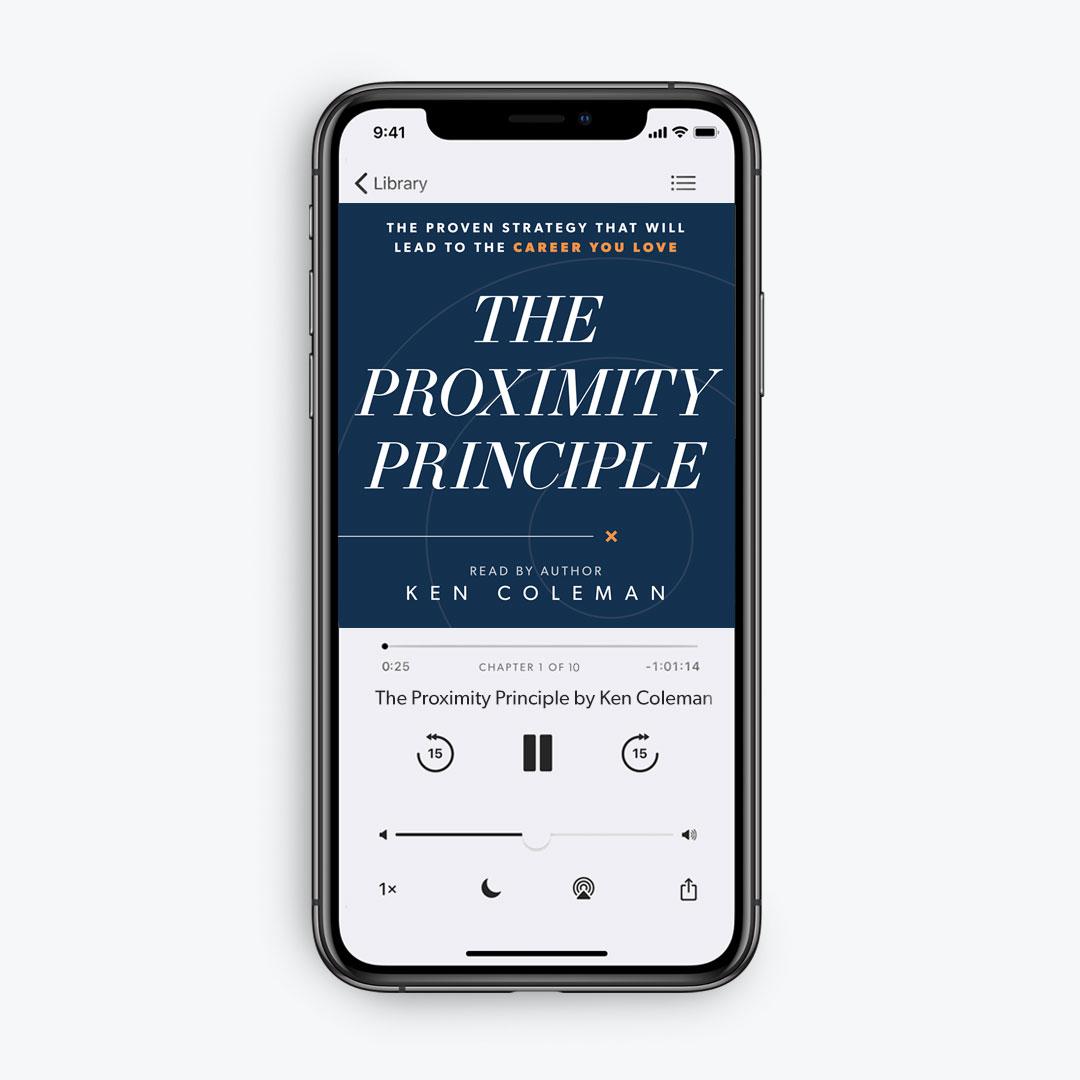 The Proximity Principle Audiobook