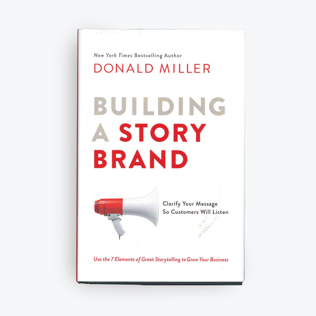 100 Images of Building A Storybrand Book