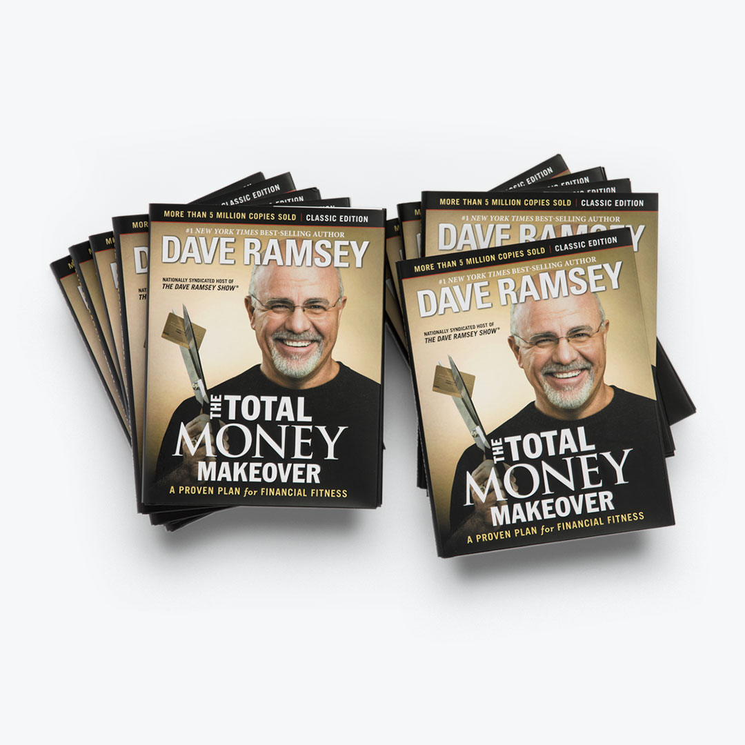 The Total Money Makeover - 10 Book Special
