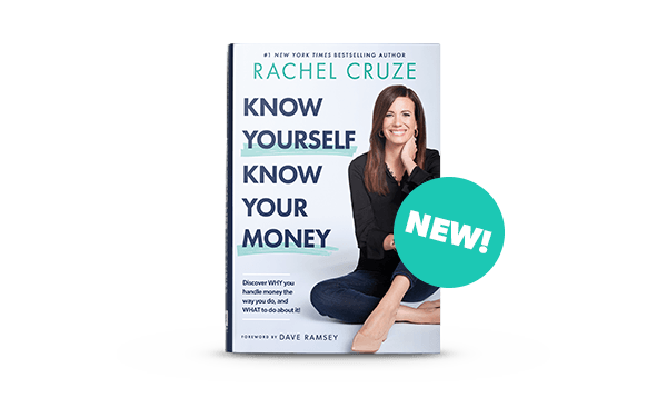Bestselling Author Rachel's Cruze's Newest Book Know Yourself, Know Your Money