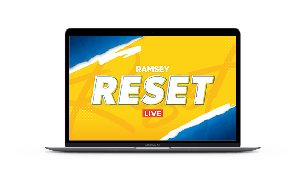 Ramsey+ Money Reset