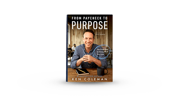 Ramsey Solutions Store - Preorder From Paycheck to Purpose by Ken Coleman Now