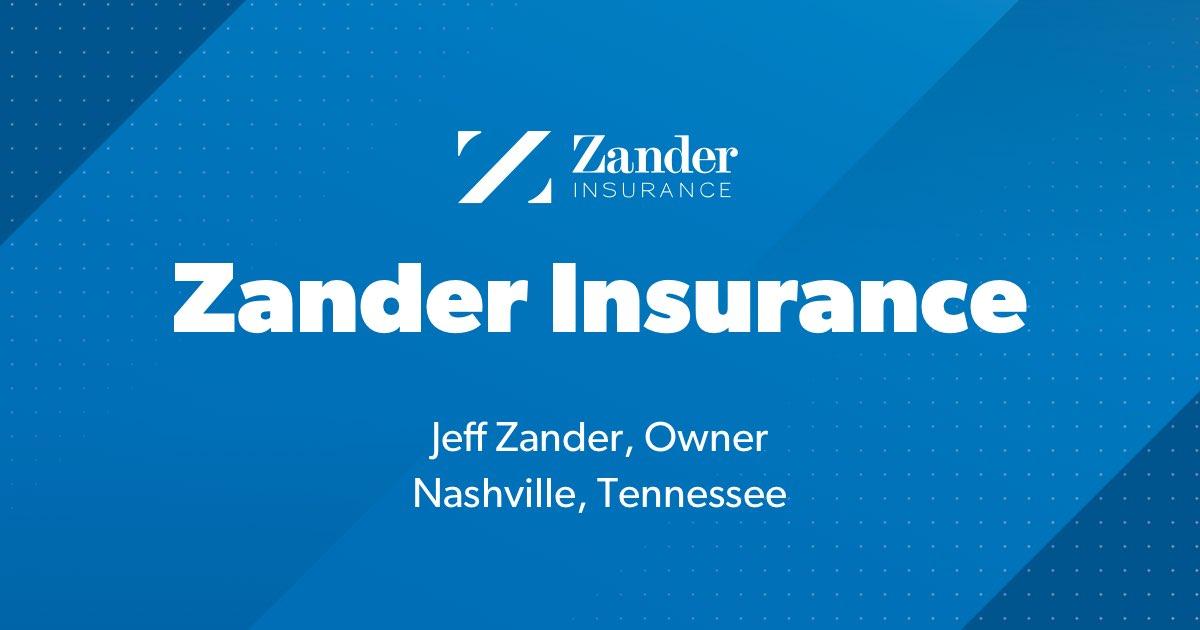 About Zander Insurance