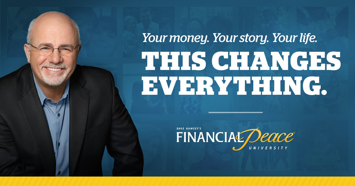 Financial Peace University – Financial Peace Worksheets