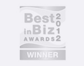 Best in Biz Awards 2012 Winner