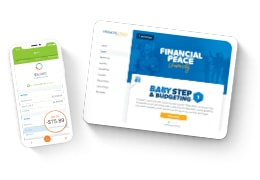 Financial Peace online and EveryDollar