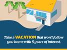 Illustration vacation