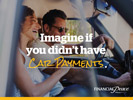 Imagine no car payments
