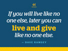 Quote live give