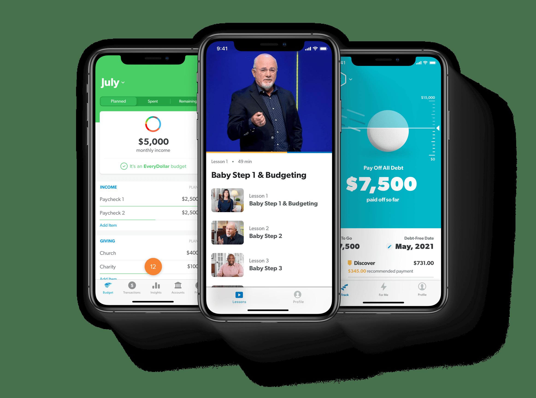RamseyPlus Apps