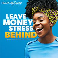 Instagram - Leave money stress behind.