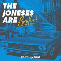 Instagram - The Joneses are broke.